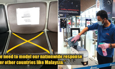 Tourist From America Praises Malaysia For Handling Covid-19 Crisis Better Than The US - WORLD OF BUZZ