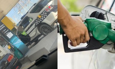 Netizen Answers JPJ's Use Of Handphone At Petrol Station, Says It Is OK To Use It - WORLD OF BUZZ 2