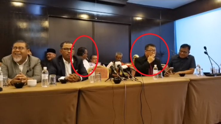New Melaka State Govt Members Openly Smoke Cigarettes In Smoke-Free Zone Hotel During Conference - WORLD OF BUZZ 1