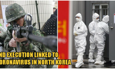 North Korea's First Positive Coronavirus Patient Has Allegedly Been Shot To Death - WORLD OF BUZZ 3
