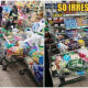 Panic Buyers Are Leaving Trolleys Everywhere, Causing Perfectly Fine Food to Spoil - WORLD OF BUZZ