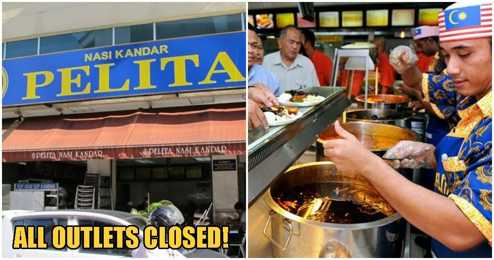 Pelita Nasi Kandar Will Close All Locations Nationwide Until MCO Ends - WORLD OF BUZZ 3