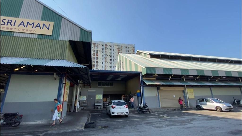 Penang Shuts Down Sri Aman Market Because People Are Still Ignoring the Movement Control Order - WORLD OF BUZZ 2