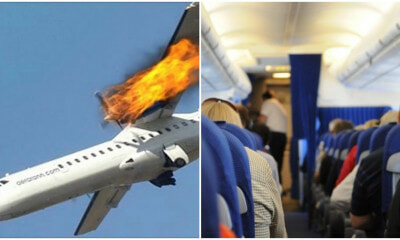 Pilot Reveals Safest Seats In Airplane That May Actually Save Your Life In The Events Of A Crash - WORLD OF BUZZ
