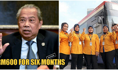 PM: M'sian Workers Who Are Forced To Take Unpaid Leave Will Receive RM600 A Month - WORLD OF BUZZ 2