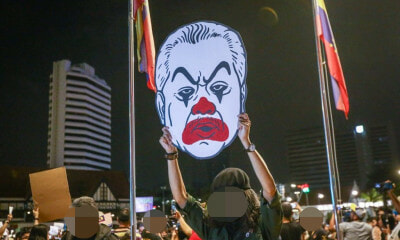 Police To Nab Lawyer Asking Malaysians To Rally At Dataran Merdeka Last Saturday Night - WORLD OF BUZZ 3