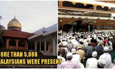 Positive Covid-19 Patient May Have Exposed 10,000 People To Virus At Masjid Sri Petaling In Selangor - WORLD OF BUZZ 3