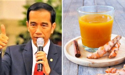 President Jokowi Claims He Can Fight Covid-19 With Herb Juice That's Made Of Ingredients Found In Curries - WORLD OF BUZZ