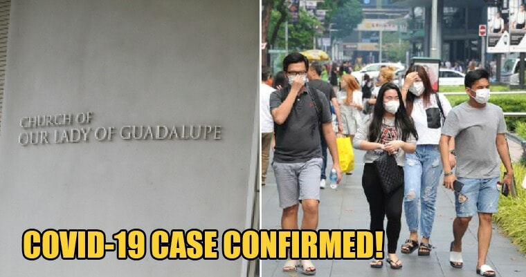 Puchong Church Member Tests Positive for Covid-19, Contact Tracing to Be Carried Out - WORLD OF BUZZ 4