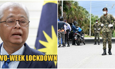 Putrajaya Officially Places 14-Day Lockdown In Two Areas In Kluang Effective Today (27th March) - WORLD OF BUZZ 3
