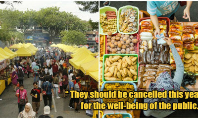 Ramadan Bazaar Organisers Urged To Cancel All Activities To Avoid Spread of Covid-19 - WORLD OF BUZZ 3