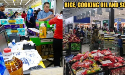 Sabahans Are Already Stocking Up Daily Necessities Amidst Covid-19 Pandemic - WORLD OF BUZZ 3