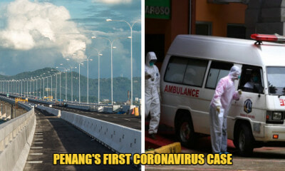 Schools, Factories & Public Take Safety Measures As Penang Receives First Positive Covid-19 Case - WORLD OF BUZZ