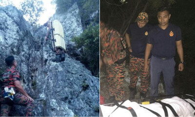 Search & Rescue Man Reminds M'sian Hikers That Bukit Tabur Is Closed To Public Since 2017 - WORLD OF BUZZ 4