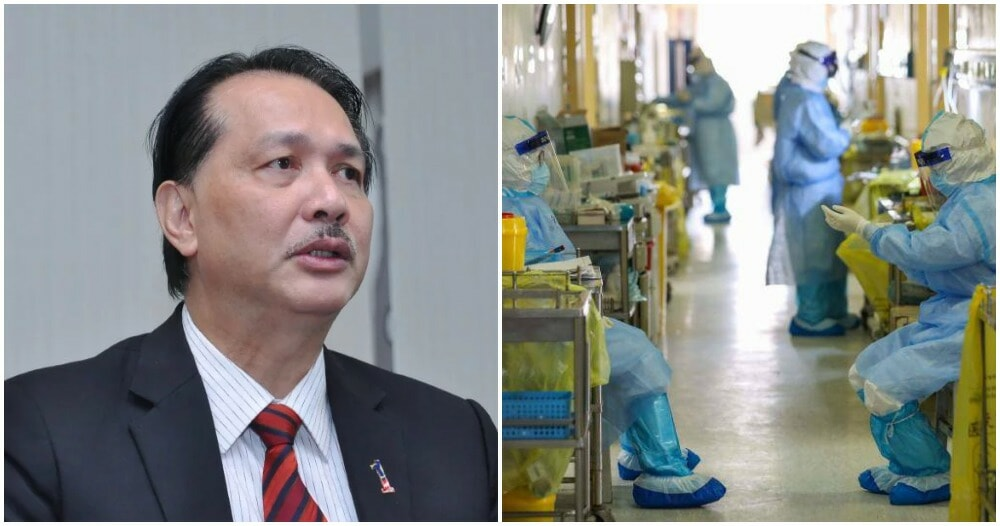 """""""Several Teluk Intan Hospital Staffs Have Been - WORLD OF BUZZ"""