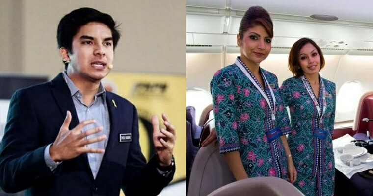 Syed Saddiq to Deputy Minister: Worry About MAS Employees' Unpaid Leave Instead of Their Attire - WORLD OF BUZZ 4