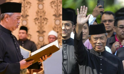 Tan Sri Muhyiddin Yassin: I Would Just Say Thanks To Allah - WORLD OF BUZZ 1