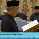 Tan Sri Muhyiddin Yassin Takes Oath As Malaysia's 8th Prime Minister Before Yang Di-Pertuan Agong - WORLD OF BUZZ 1