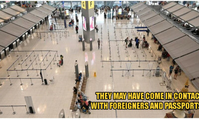 Thai Airport Immigration Officers Tested Positive For Covid-19, Travel Ban Has Been Imposed - WORLD OF BUZZ
