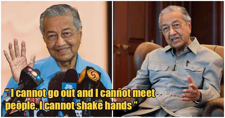Tun M Now Under Self-Quarantine After Possible Exposure to Covid-19 From Infected MP - WORLD OF BUZZ 2