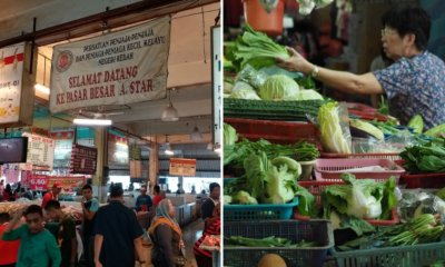 Vegetable Prices Have Increased Due To Limited Deliveries Amidst MCO Implementation, Shops Cease Operation As There Are No Stock - WORLD OF BUZZ