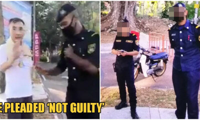"Viral Penang Doctor Caught Running Was Charged RM13,000 At Court After Pleading ""Not Guilty"" - WORLD OF BUZZ 3"