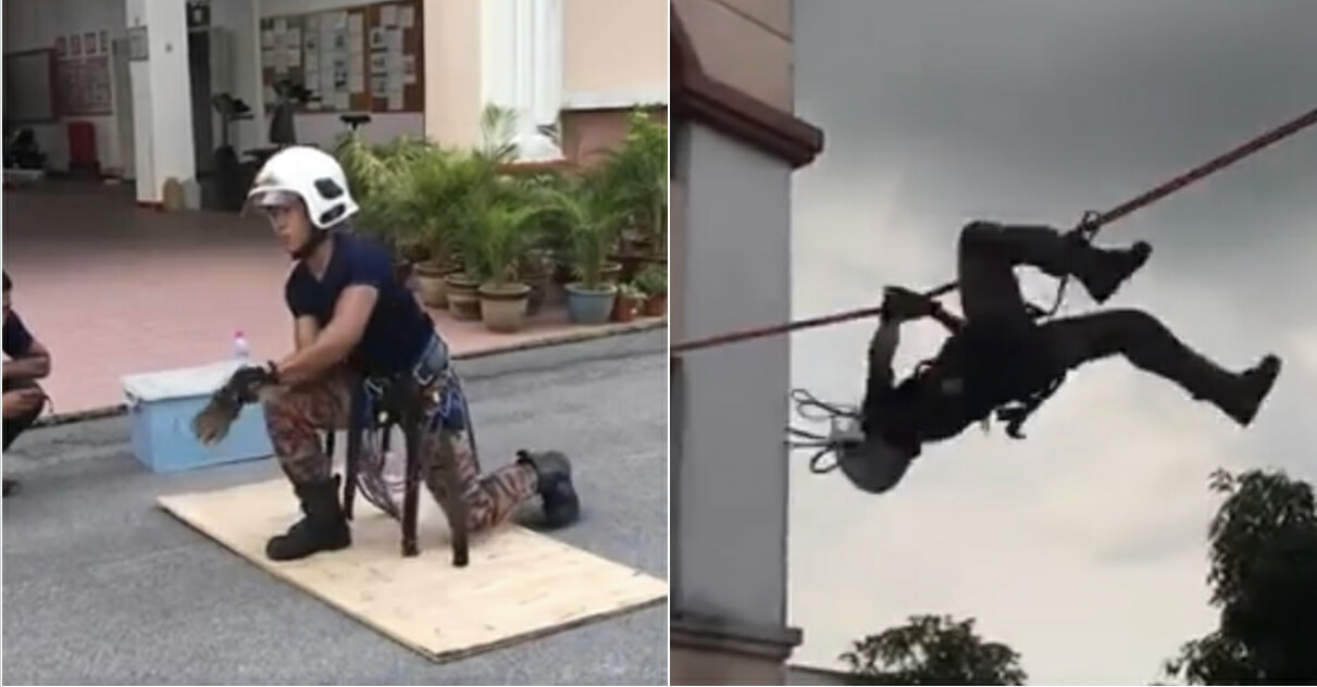 Watch: Impressive Abang Bomba Training Video Reaches More Than 5.5 Million Views - WORLD OF BUZZ 4
