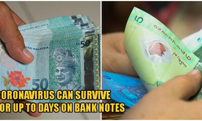 WHO Warns Coronavirus Can Survive On Bank Notes For Days, Advises Using Contactless Payments Instead - WORLD OF BUZZ 2