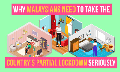 Why Malaysians Need To Take The Country's Partial Lockdown Seriously - WORLD OF BUZZ
