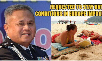127 European Tourists Refuse To Leave M'sia Over Worries Of Worsening Covid-19 Cases In Europe - WORLD OF BUZZ 1