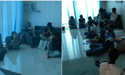 19 Individuals Caught While Having A Private Party During MCO In Kajang - WORLD OF BUZZ 3