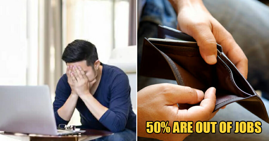 Survey: 50% of Self-Employed M'sians Out Out Of Work Due to MCO, 81.9% Not Ready For MCO Extension - WORLD OF BUZZ