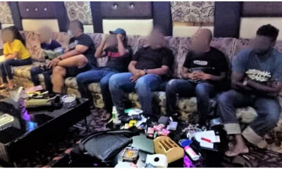 9 People in Penang Arrested For Having Karaoke Party During Movement Control Order - WORLD OF BUZZ