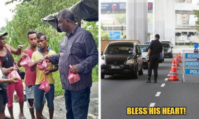 M'sian Man Helps Poor Foreign Workers Who Have No Wage During MCO By Giving Them Free Food - WORLD OF BUZZ