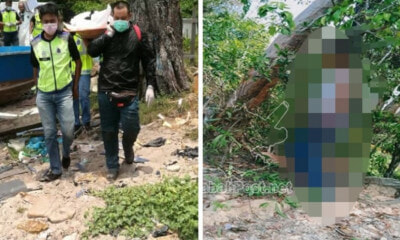 Man Hangs Himself To Death In Sabah, - WORLD OF BUZZ