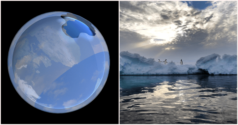 New Ozone Hole Appears Over The Arctic, - WORLD OF BUZZ