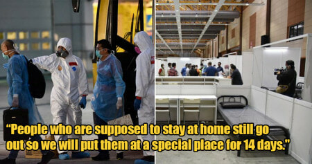 M'sians Returning From Overseas Will Be Taken Away to Be Quarantined - WORLD OF BUZZ