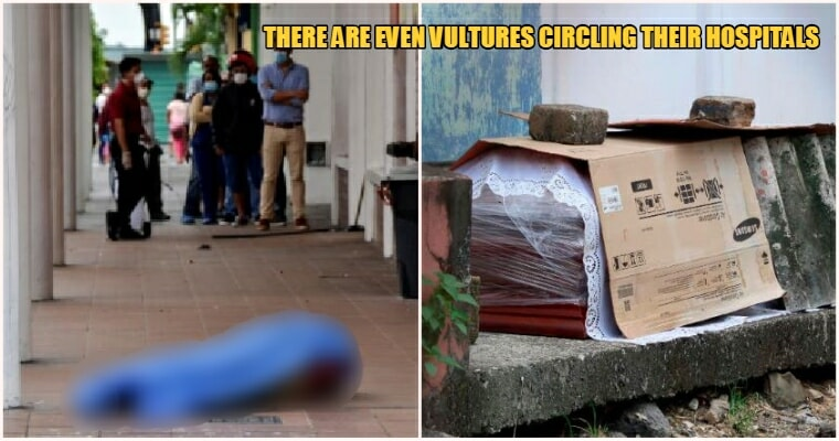 Bodies Are Left Rotting On The Streets As Ecuador Struggles With The Influx Of Covid-19 Patients - WORLD OF BUZZ 1