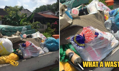 Two UNOPENED Loaves of Gardenia Bread Found Thrown Into Rubbish Bin - WORLD OF BUZZ