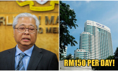 "Defence Minister: ""Hotel Room Charges For Those In Quarantine Centres Limited To RM150 Per Day"" - WORLD OF BUZZ 1"