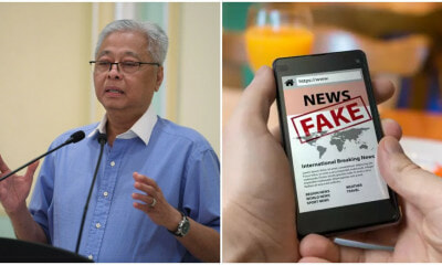 "Defence Minister: ""Those Who Caught Spreading Fake News Will Still Be Investigated Even If You Delete The Post"" - WORLD OF BUZZ 1"