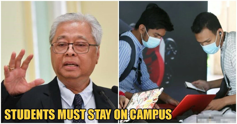 Defence Minister: Uni Students Must Stay On Campus If MCO Is Extended - WORLD OF BUZZ 2