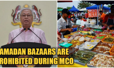 Defense Minister: Ramadan Bazaars Are Forbidden To Operate Across M'sia During MCO - WORLD OF BUZZ