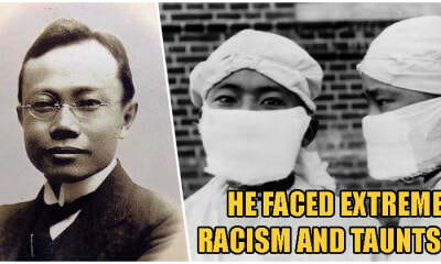 Did You Know The N95 Mask Was Created By A Penangite Who Saved China During A Plague? - WORLD OF BUZZ 1