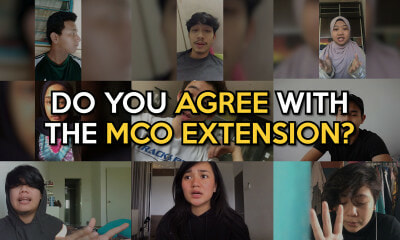 Do You Agree With The MCO Extension? - WORLD OF BUZZ