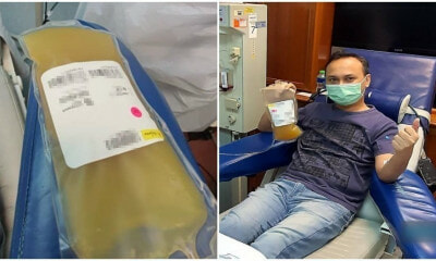 Ex-Covid-19 Patient is The First M'sian to Donate His Plasma To Treat Critical Patients - WORLD OF BUZZ 2