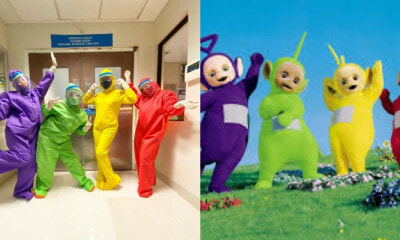 Filipino Nurse Sewed Colourful Hazmat Suits - WORLD OF BUZZ 2