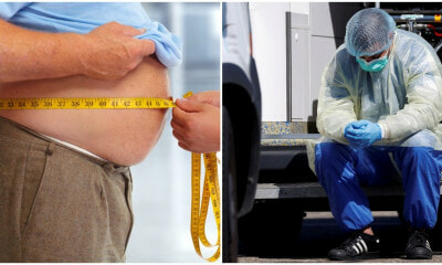 French Chief Epidemiologist: Obesity Will Increase Risk of Contracting Covid-19 - WORLD OF BUZZ 3