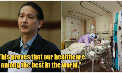 Health D-G: M'sia's Covid-19 Mortality Rate Is Among The LOWEST In The World At Only 1.58% - WORLD OF BUZZ