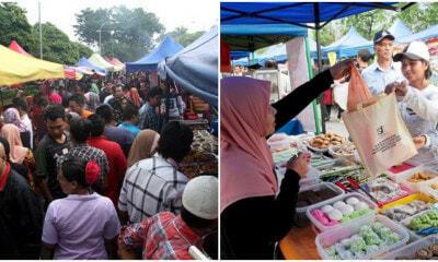Health DG Says Ramadan Bazaar Can Go On if SOPs Are Followed, M'sians Call For Cancellation - WORLD OF BUZZ 2